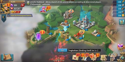 5 Tips Main Game Lords Mobile untuk Pemula