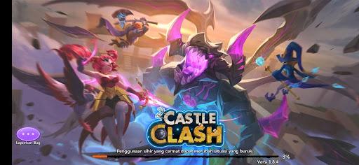 Tips Mudah Bermain Game Castle Clash: Regu Royale untuk Pemula